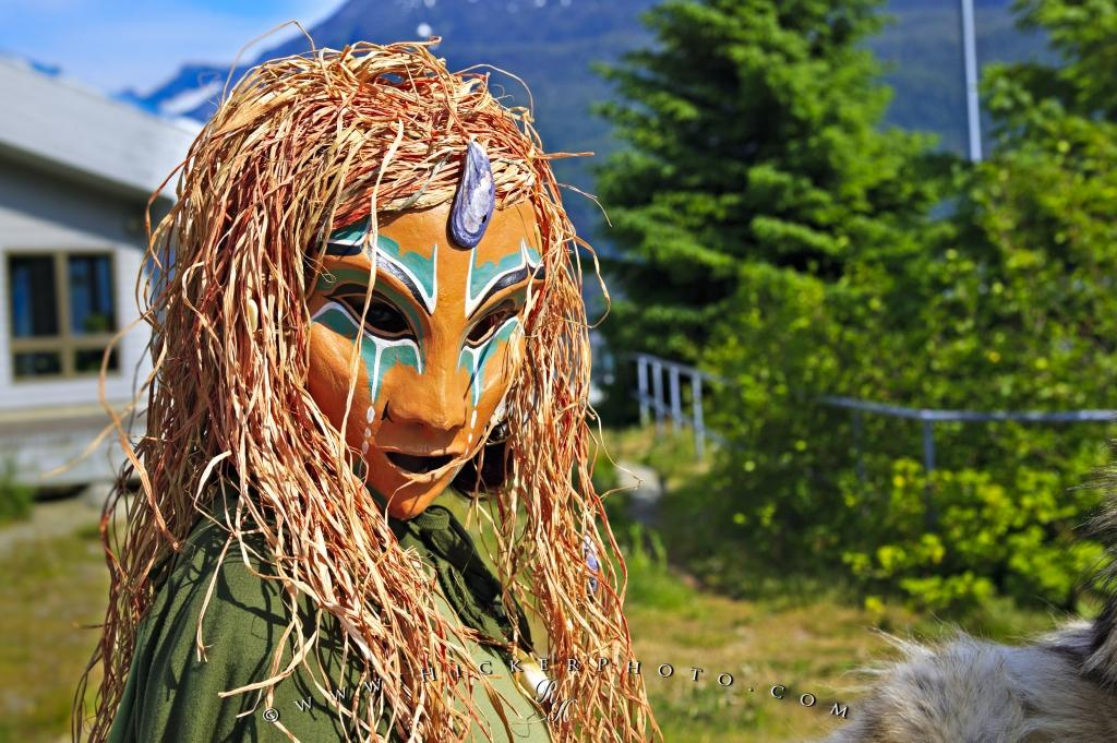 Chilkat Dancer Alaska