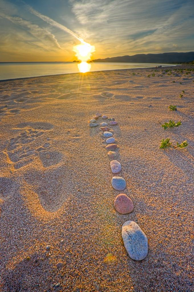 Arrow Agawa Bay Sunset