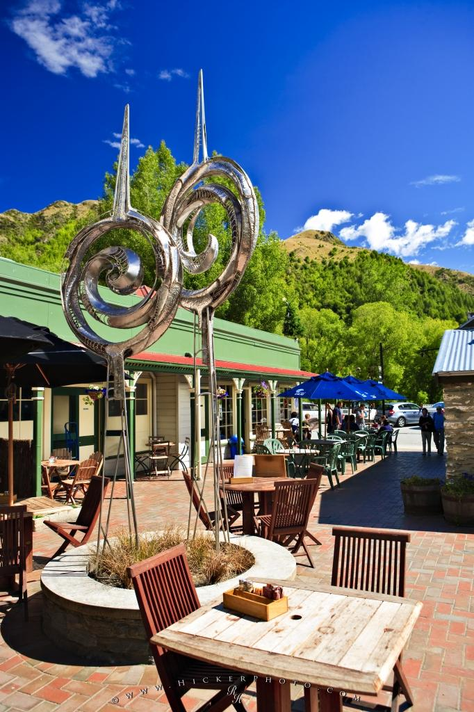 Arrowtown Otago Sculpture