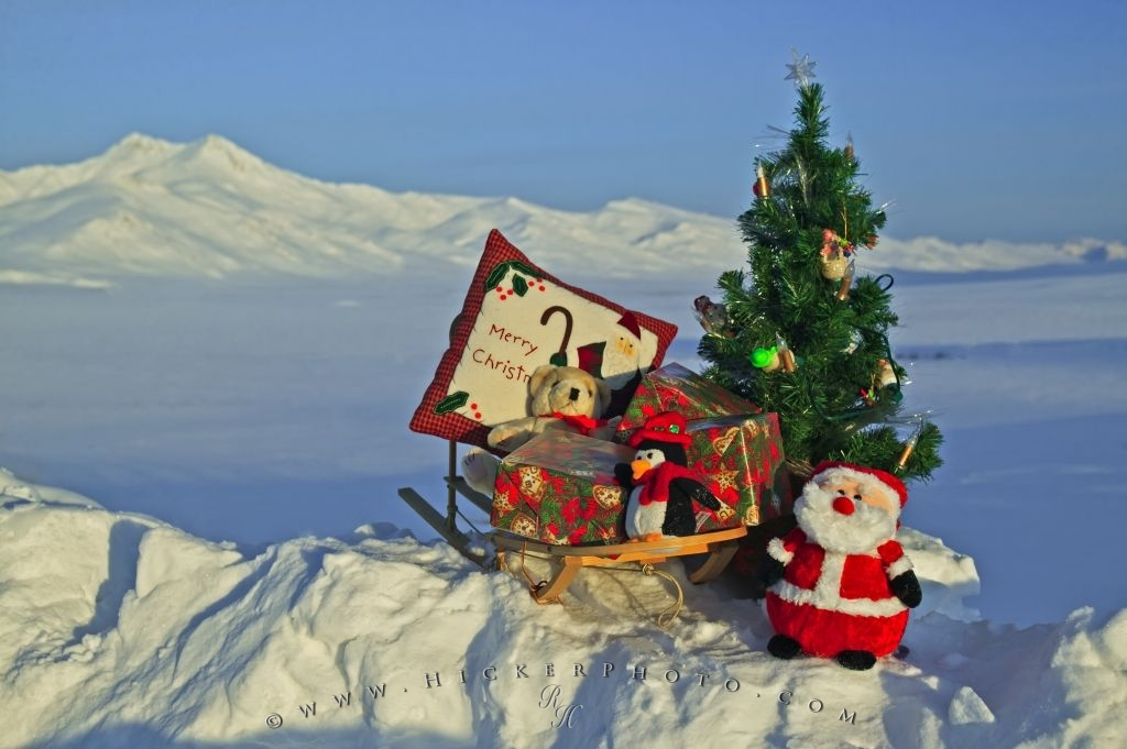 Pictures Of Christmas Snow Scenes | Beautiful Photos