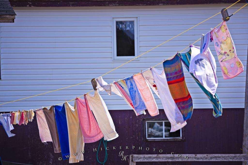 Photo Clothesline Newfoundland