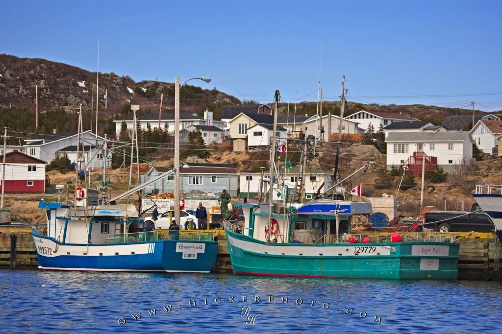 Commerical Fishing Boats
