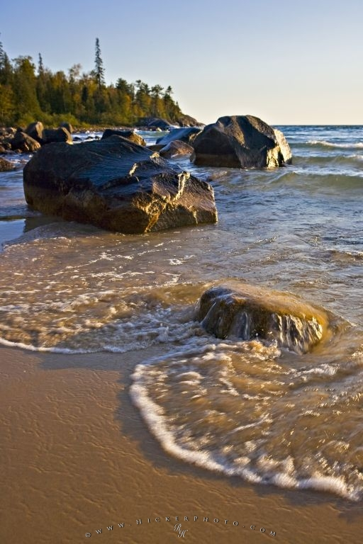 Great Lakes Landforms Water Picture