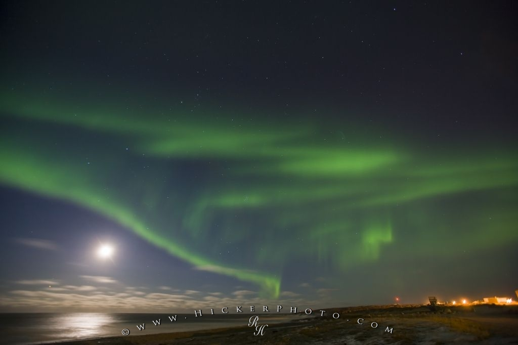 Northern Lights Viewing Churchill Manitoba