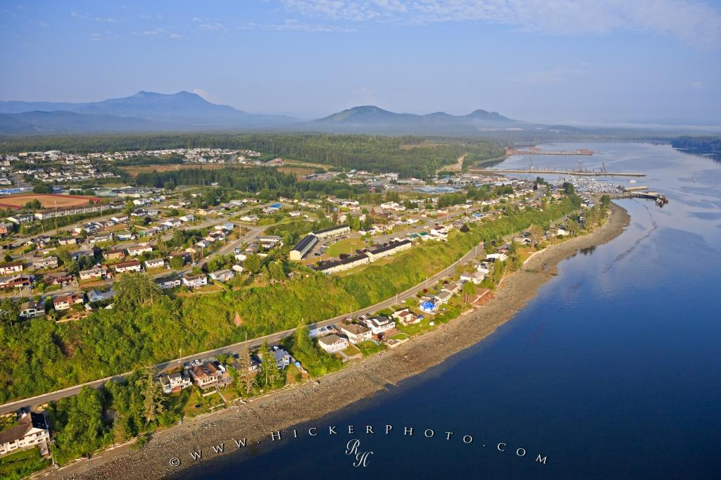 Port McNeill Northern Vancouver Island