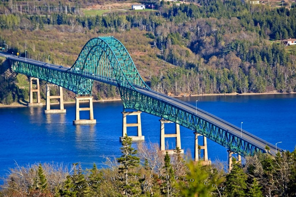 Seal Island Bridge Nova Scotia