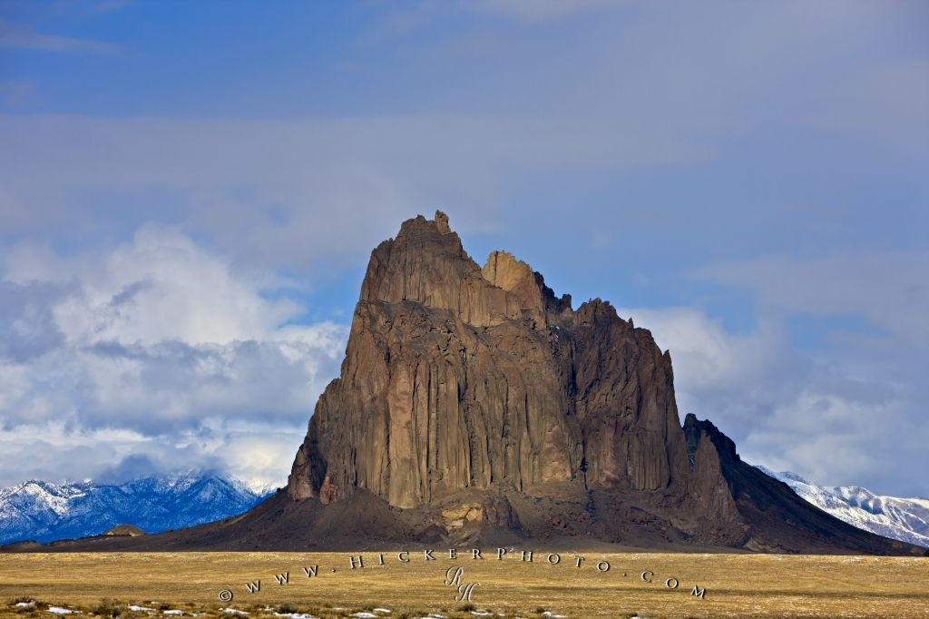 Shiprock Formation New Mexico