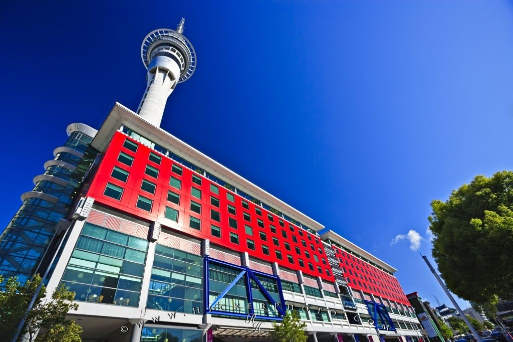 sky city tower and hotel auckland photo information. Black Bedroom Furniture Sets. Home Design Ideas