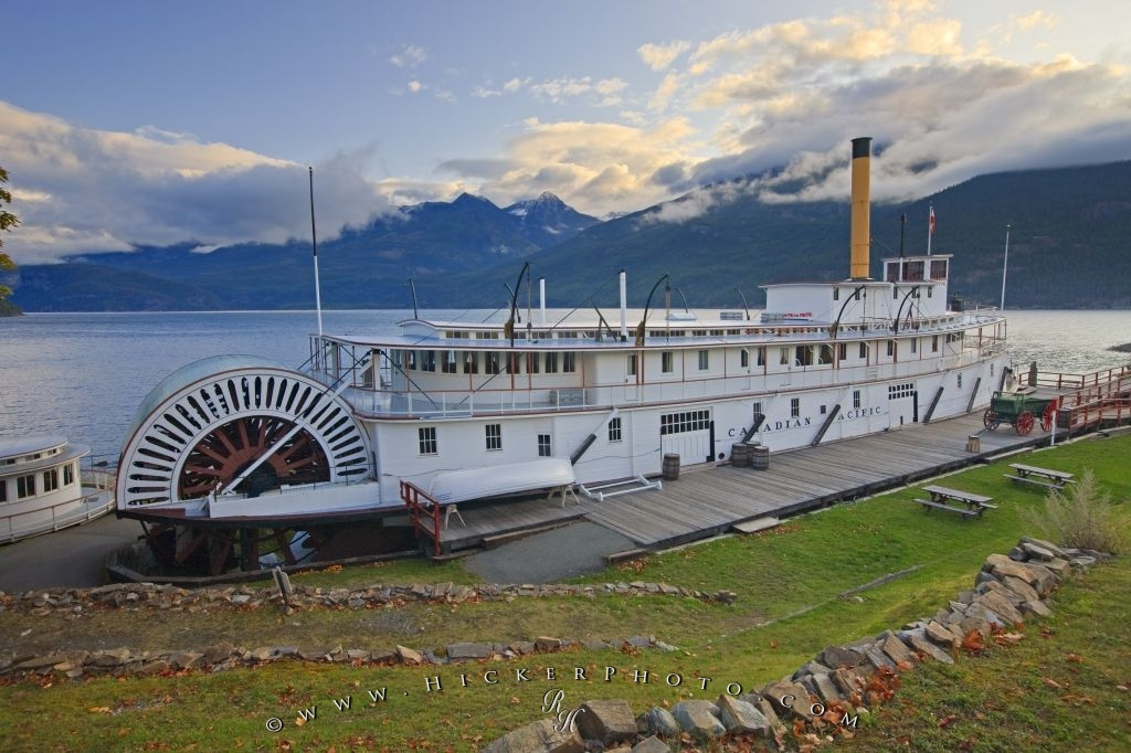 SS Moyie National Historic Site Kootenay Lake
