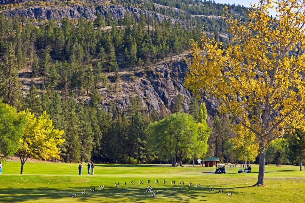 Twin Lakes Golf And RV Resort Okanagan Similkameen BC