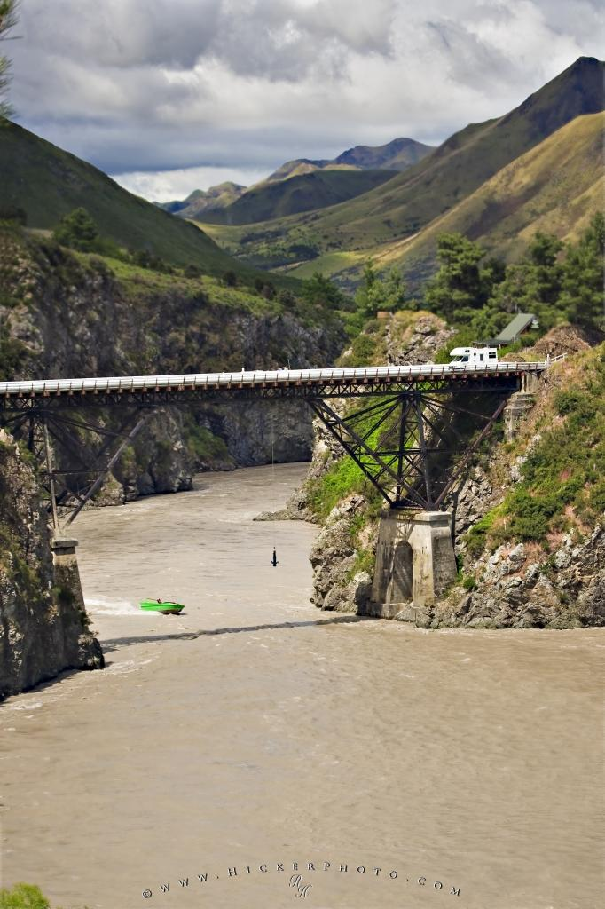 Waiau Ferry Bridge Bungy Jumping