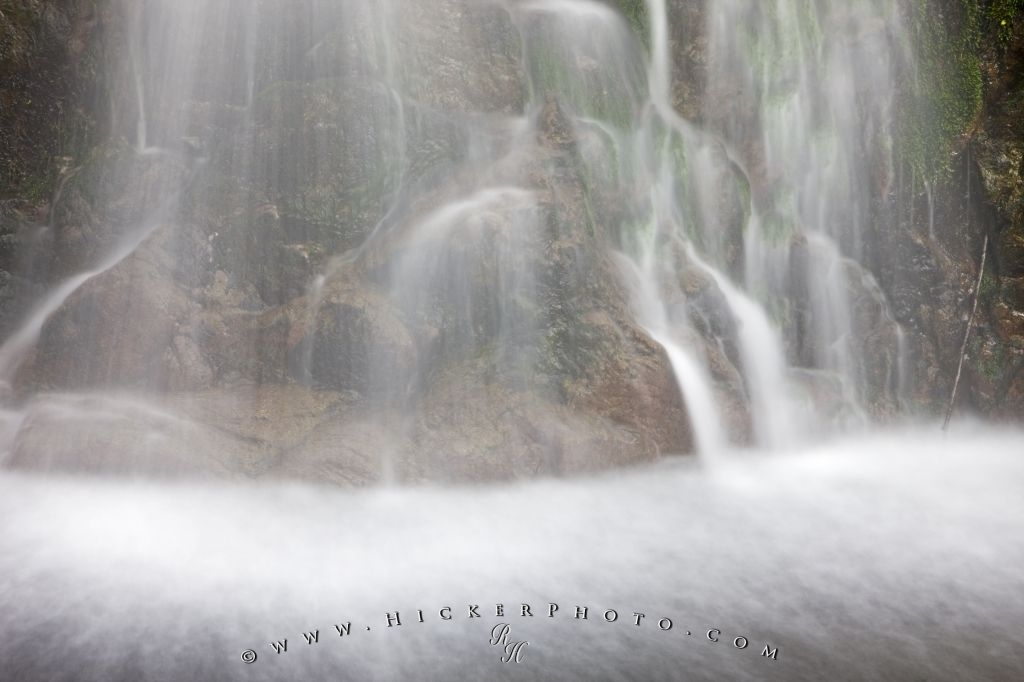 Photo Water Details Temperate Coastal Rainforest Waterfall Picture