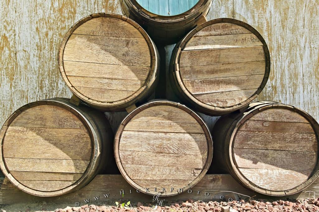 oak barrels stacked top. Oak Barrels Stacked Top. Large Version · Photo: Wine Top K A