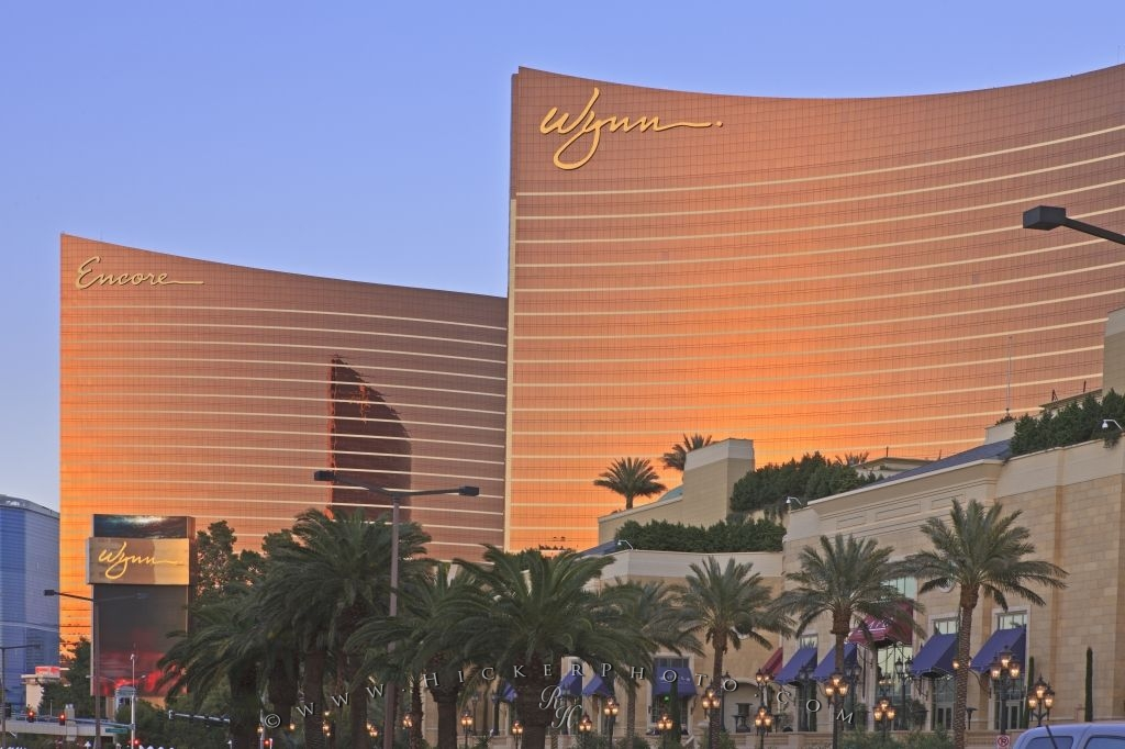 Wynn Encore Hotel And Casino LV Nevada