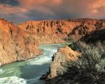 Farewell Canyon is a very dramatic sandstone canyon in British Columbia, Canada