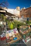 photo of Flower Market Plaza Bib Rambla Granada Andalusia Spain
