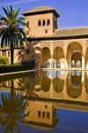 photo of Palacio Del Partal La Alhambra City Of Granada Andalusia Spain