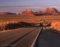 A must see vacation spot in Utah is the Monument Valley Navajo Tribal Park