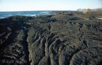 Lave Formation Galapagos Islands