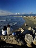 The beaches of Tuscany are a famous honeymoon vacation destination