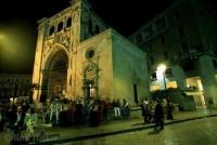 A stonewall situated in Lecce, Apulia, Italy a historic destination for a European vacation.