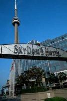 Toronto Skydome Hotel and CN Tower