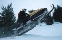 A must do is a snowmobiling trip when in Whistler British Columbia