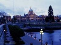 Victoria Government Building BC