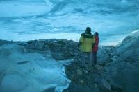 Experience a Alaska Glacier Tour to Mendenhall Glacier while on a Inside Passage Cruise