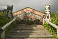 A visit to the Saxman Totem Park in Ketchikan during a Alaskan cruise gives visitors an insight into the Native American culture in the area.