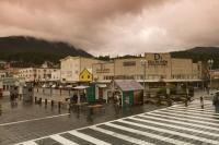 The town of Ketchikan, Alaska is well known in the United States of America as it is a major port of call for cruise ships.