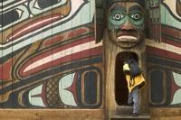 Alaska Native Art, Totem Bight State Historic Site