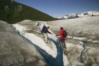 Alaska Adventure Vacations Glacier Walk