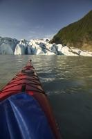 There are many kayaking trips offered in Alaskas Southeast, the Inside Passage