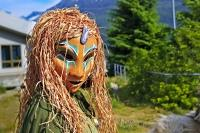 The drive into Haines, Alaska is beautiful and upon arriving you can enjoy ceremonies involving the Chilkat First Nation.