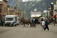 An Alaska Travel vacation destination is the old gold rush town of skagway