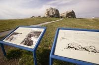 A visit to the Big Rock or Okotoks Erratic should be included in travel plans to Alberta, Canada.