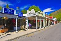 Arrowtown Main Street Central Otago