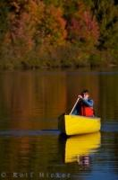 Autumn Vacation Destination Algonquin Provincial Park Canada