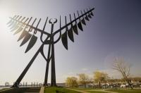 Situated on the banks of Simcoe Lake is the city of Barrie in Ontario, Canada.