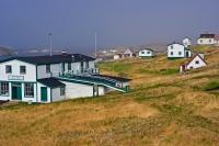 Battle Harbour Historic Buildings Southern Labrador