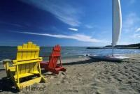 The Bayfield Sound area of Lake Huron and Manitoulin Island is a popular vacation spot for weekend summer getaways in Ontario.