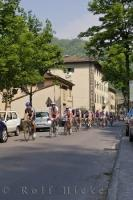 Bicycle Races Tuscany Italy