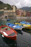 Calm Harbour Vernazza