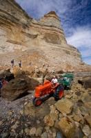 The tours offered by Gannet Beach Adventures are exciting and very informative of the area around Cape Kidnappers in Hawkes Bay, New Zealand.