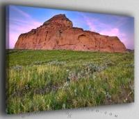 Big Muddy Castle Butte