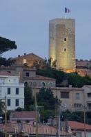 Castre Tower Cannes