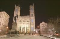 Cathedral of Notre Dame, Old Montreal
