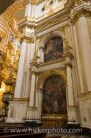 Granada Cathedral Paintings Interior Walls