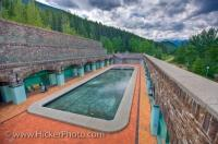 An historic site nestled at the foot of Sulphur Mountain in the town of Banff in Canada, the Cave and Basin features a large pool of reflection which was once fed by the therapeutic waters of a natural hot spring.